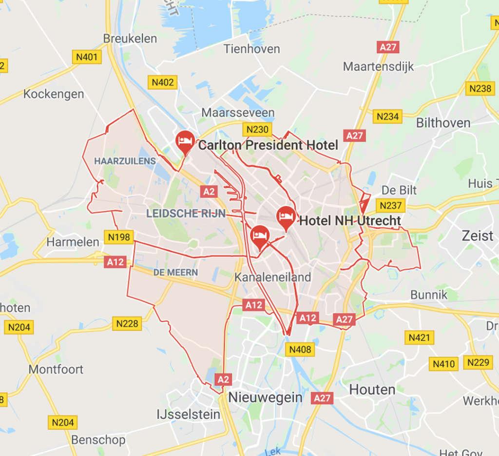 schilder in Utrecht